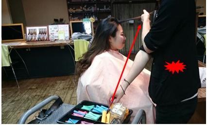 美容師が腰が痛くて辞めたい